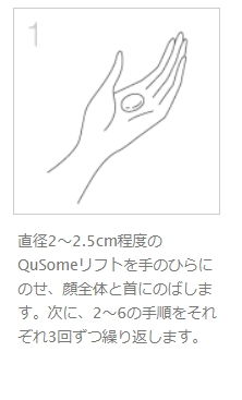 QuSomeリフト使い方1