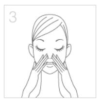 Qusomeモイスチャーゲルクリームの使い方3